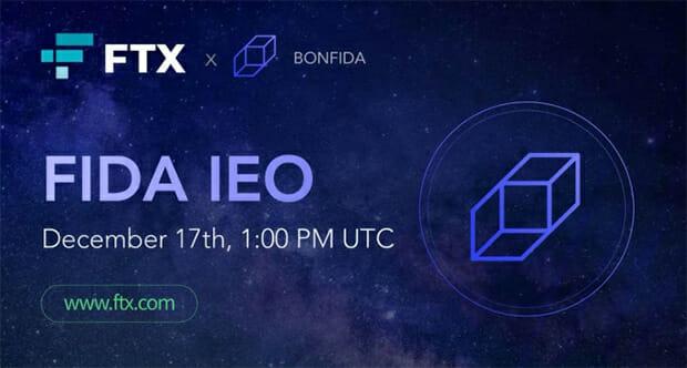 IEO tiếp theo trên sàn FTX: Bonfida (FIDA)