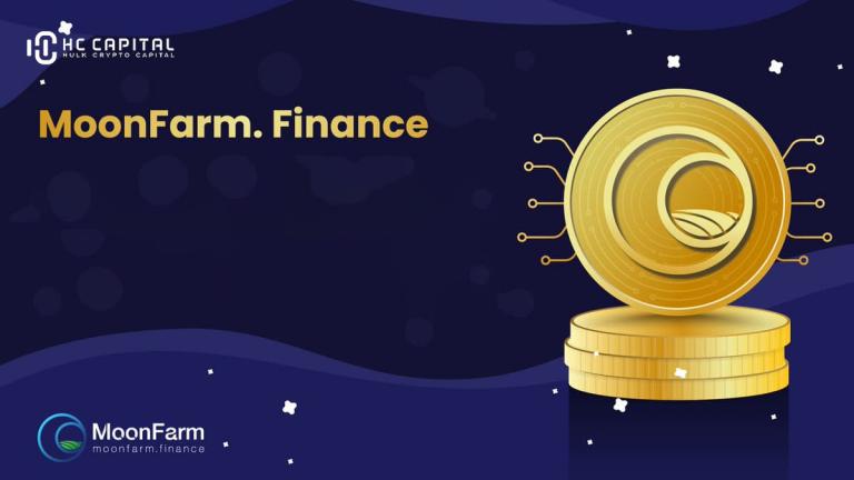 MoonFarm.Finance là gì? Toàn bộ thông tin về tiền điện tử MoonFarm