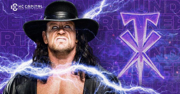 WWE ra mắt NFT về huyền thoại The Undertaker trước thềm WrestleMania