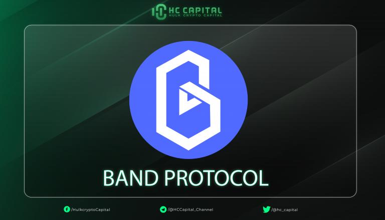 Phân Tích Dữ Liệu On-Chain – Band Protocol(BAND)