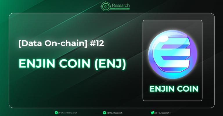 Phân Tích Dữ Liệu On-Chain – Enjin Coin (ENJ)