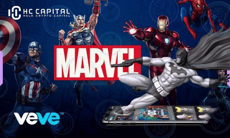 Marvel sẽ chính thức phát hành bộ sưu tập NFT đầu tiên