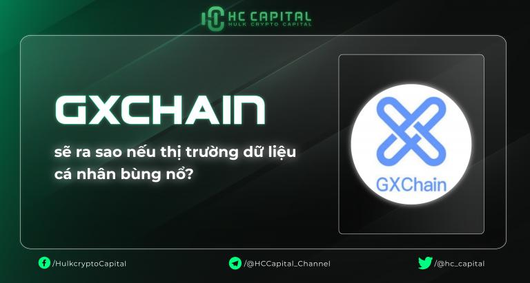 GXChain là gì? Toàn bộ thông tin về dự án GXChain