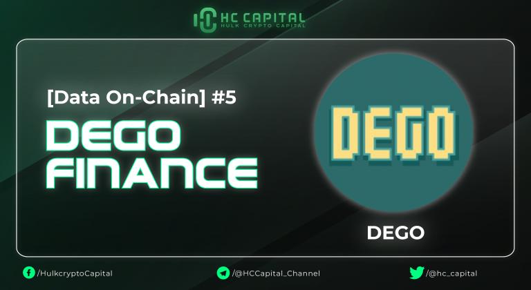 Phân Tích Dữ Liệu On-Chain – DEGO Finance (Dego)