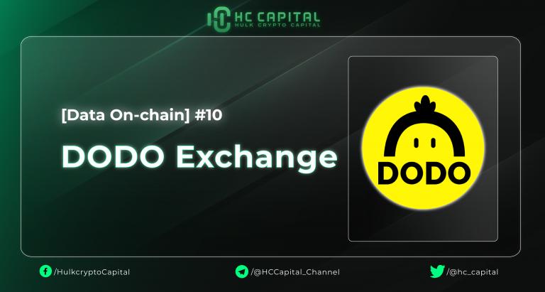 Phân Tích Dữ Liệu On-Chain – DODO Exchange
