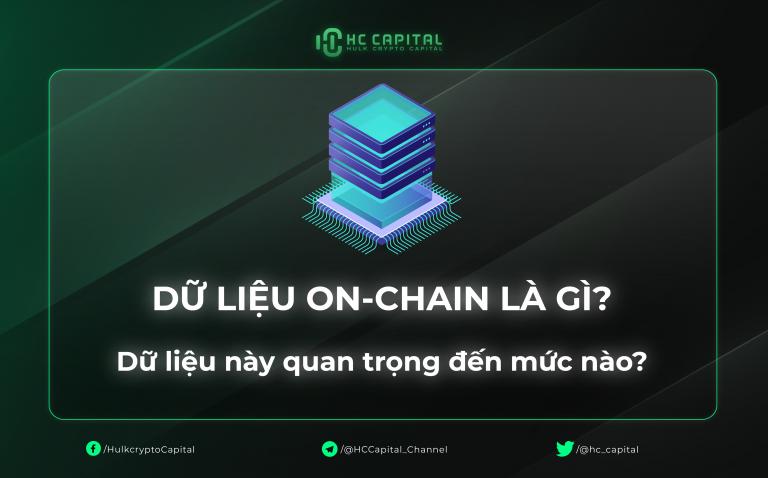 Dữ liệu On-chain là gì? Tầm quan trọng của phân tích dữ liệu On-Chain