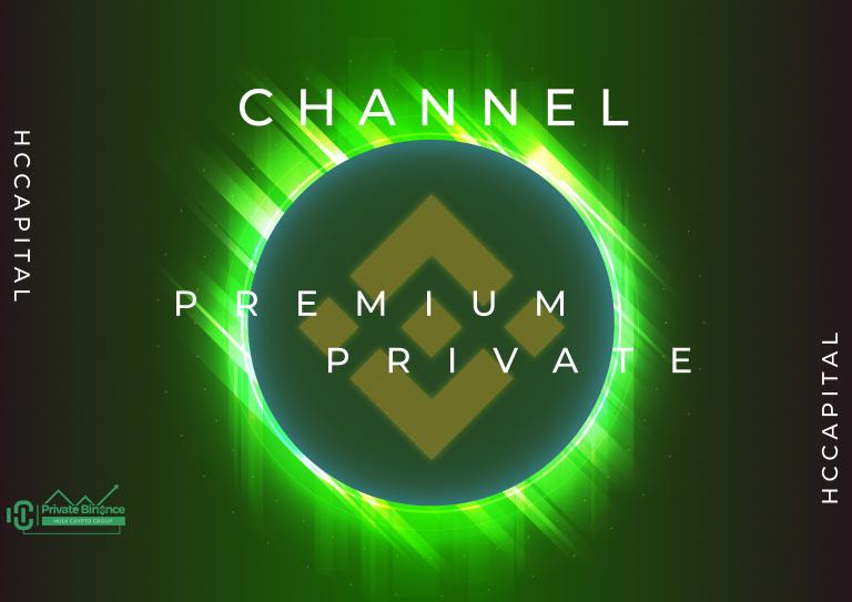 Hướng dẫn tham gia Channel Premium Private Binance | HC Capital