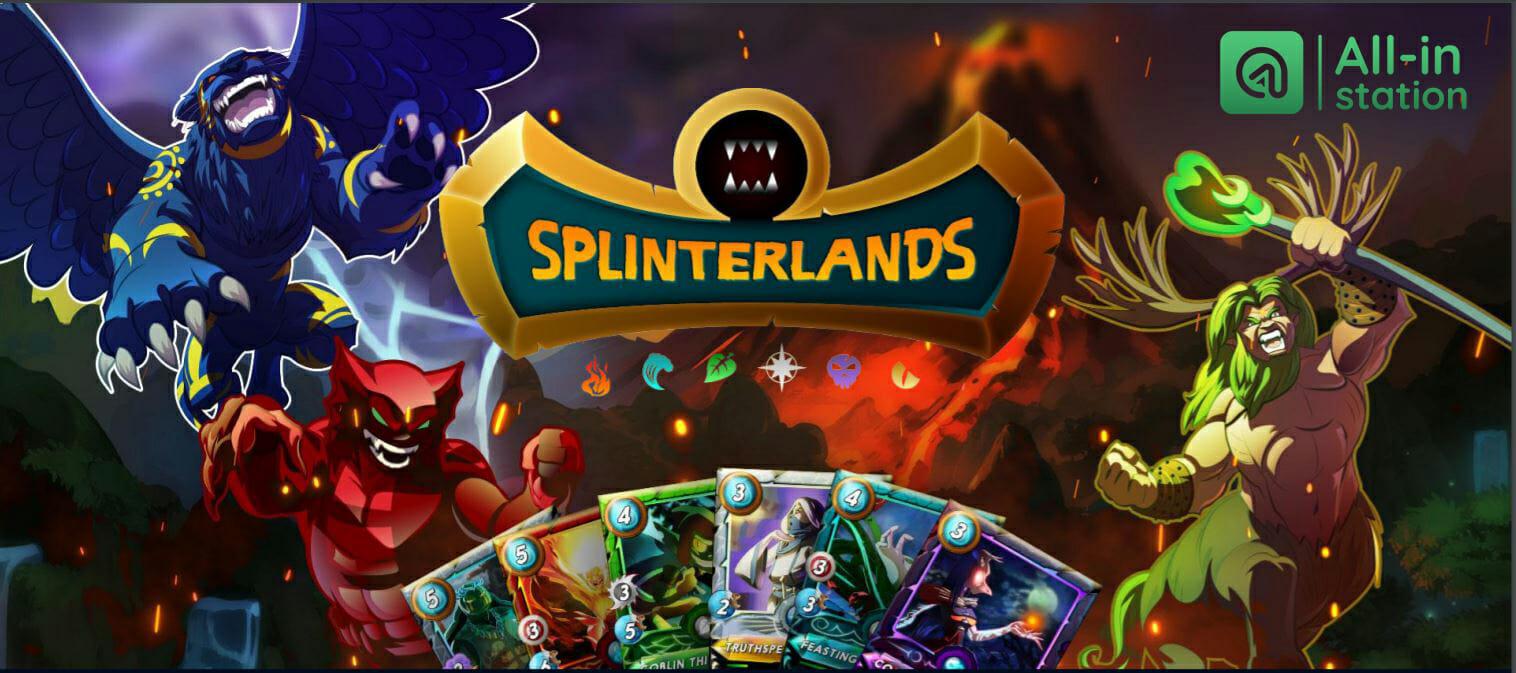 Splinterlands(SPS) là gì? Toàn bộ thông tin về dự án Splinterlands - Allinstation - Kiến thức, tin tức crypto