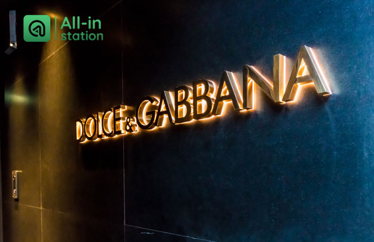 Dolce & Gabbana cho ra mắt bộ sưu tập NFT đầu tiên