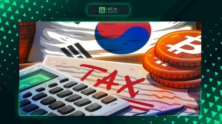Hàn Quốc đánh thuế 20% tiền điện tử từ năm 2022
