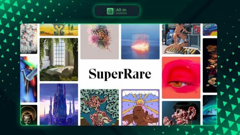 Binance thông báo list SuperRare (RARE)